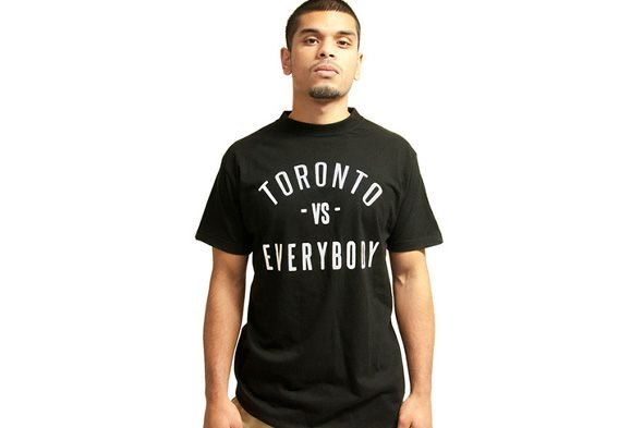 New Toronto T-shirt brand helps feed kids in need