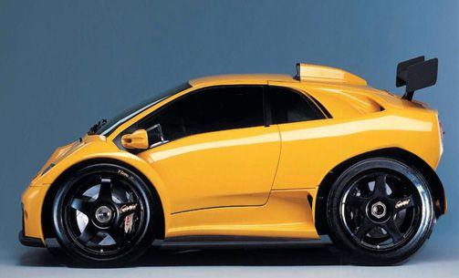 Smart Car Body Conversions | Lamborghini Smart Car Body Kits