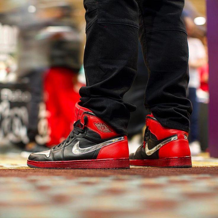 Justin Timberlake x Air Jordan 1 High