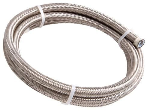 AF200-03-2M - 200 Series PTFE Stainless Steel Braided Hose -3AN