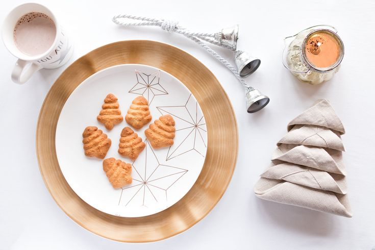 Ginger sugar cookies recipe! Christmas cookies with fresh ginger