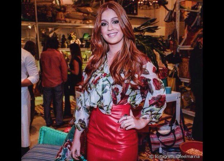 Looks de Marina Ruy Barbosa: veja 42 fotos das produções da atriz + saiba sobre o cabelo vermelho da famosa