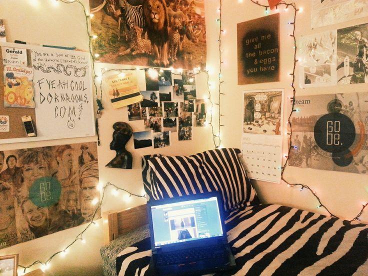Dorm Rooms In College