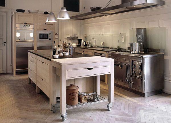 Perfect Schwedische K che K che Ideen Danish Kitchen Maple Kitchen Brass Kitchen Kitchen Modern Freestanding Kitchen Kitchen Images Island Kitchen