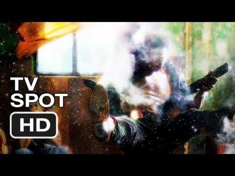 (Dredd 3D TV Spot #1 (2012) Karl Urban Movie HD)