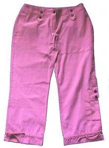 7/8 Hose / Kurze Hose von Vivien Caron in Pink Gr 36 NEU | eBay