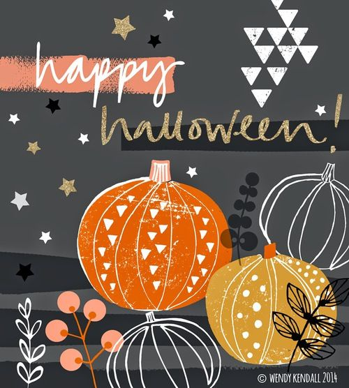 Dotty Wren Studio http://www.amazon.com/dp/B007FMC8I8/?tag=googoo0f-20 Halloween