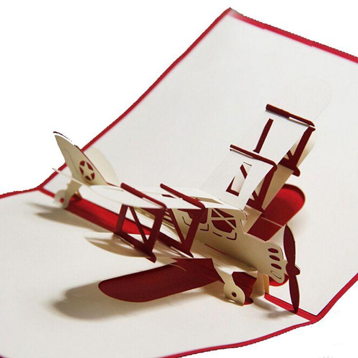 -10-шт-лот-2015-Новый-Дизайн-Старинные-Самолеты-Поздравительные-Открытки-Ручной-Работы-Creative-3D-Pop.jpg (800×800)