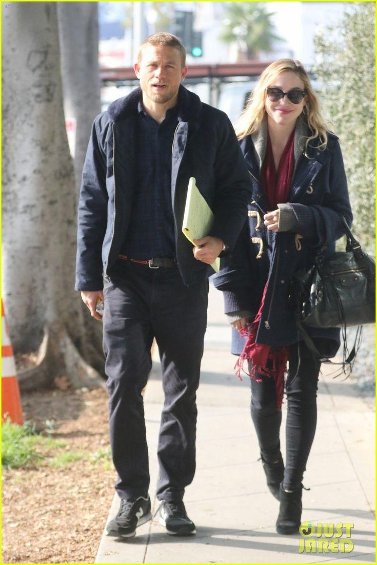 Charlie Hunnam Debuts Short Haircut with Girlfriend Morgana McNelis!: Photo 3825207 | Charlie Hunnam, Morgana McNelis Pictures | Just Jared