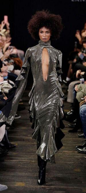 DEU: Lana Mueller Show - Mercedes-Benz Fashion Week Berlin A/W 2017