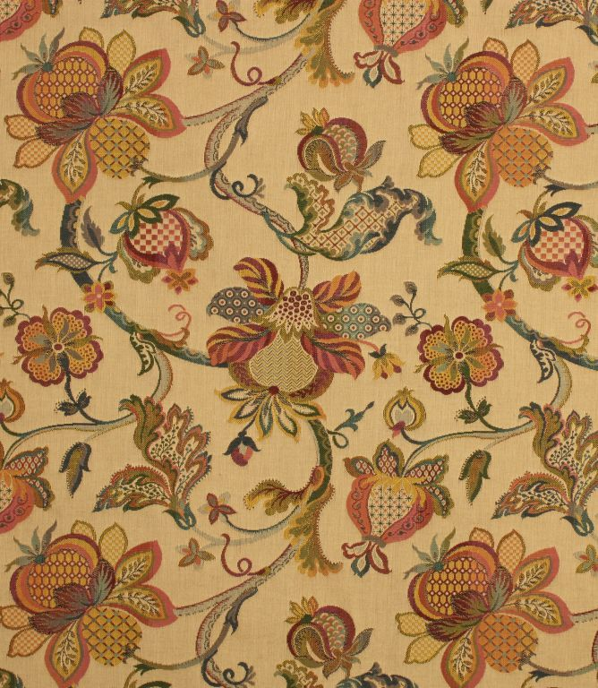 Ibiza Tapestry Fabric Beige