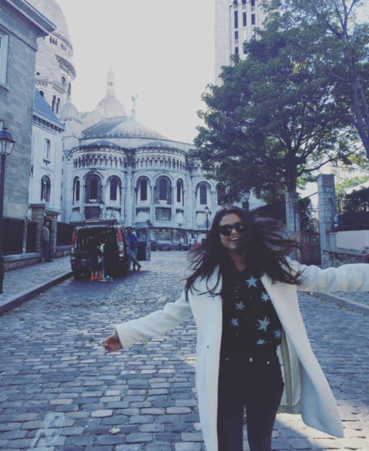 Selena Gomez #Touriste à Paris