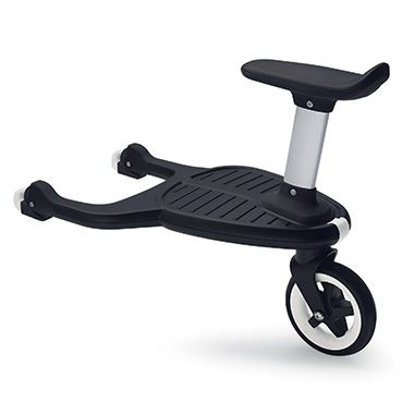 The Bugaboo Comfort Wheeled Board is compatible with all bugaboo strollers (except Bugaboo Runner, Bugaboo Frog, and Bugaboo Gecko). An additional adapter is needed for the Bugaboo Cameleon, Bugaboo Bee, and Bugaboo Donkey/Buffalo.