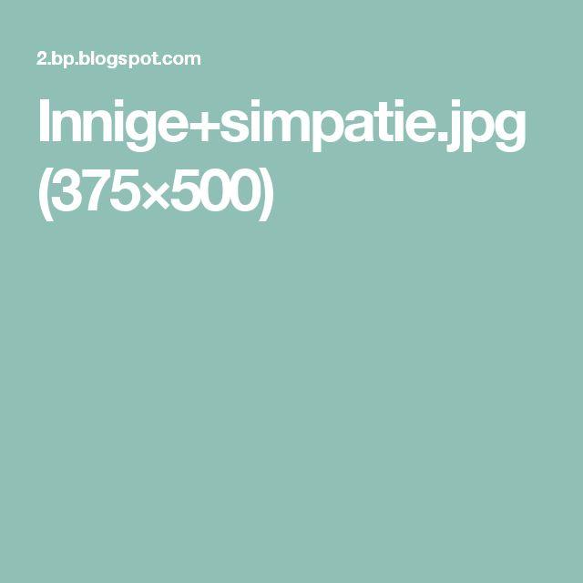Innige+simpatie.jpg (375×500)