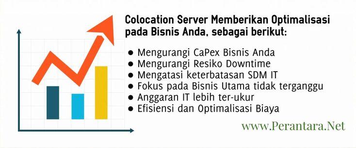 keuntungan memakai jasa colocation server