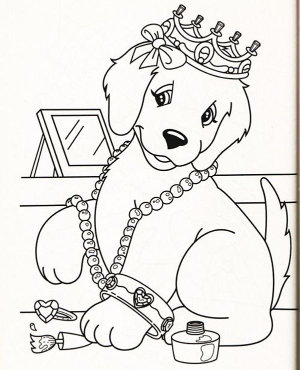 45 Free Printable Coloring Pages To Download Puppy Coloring