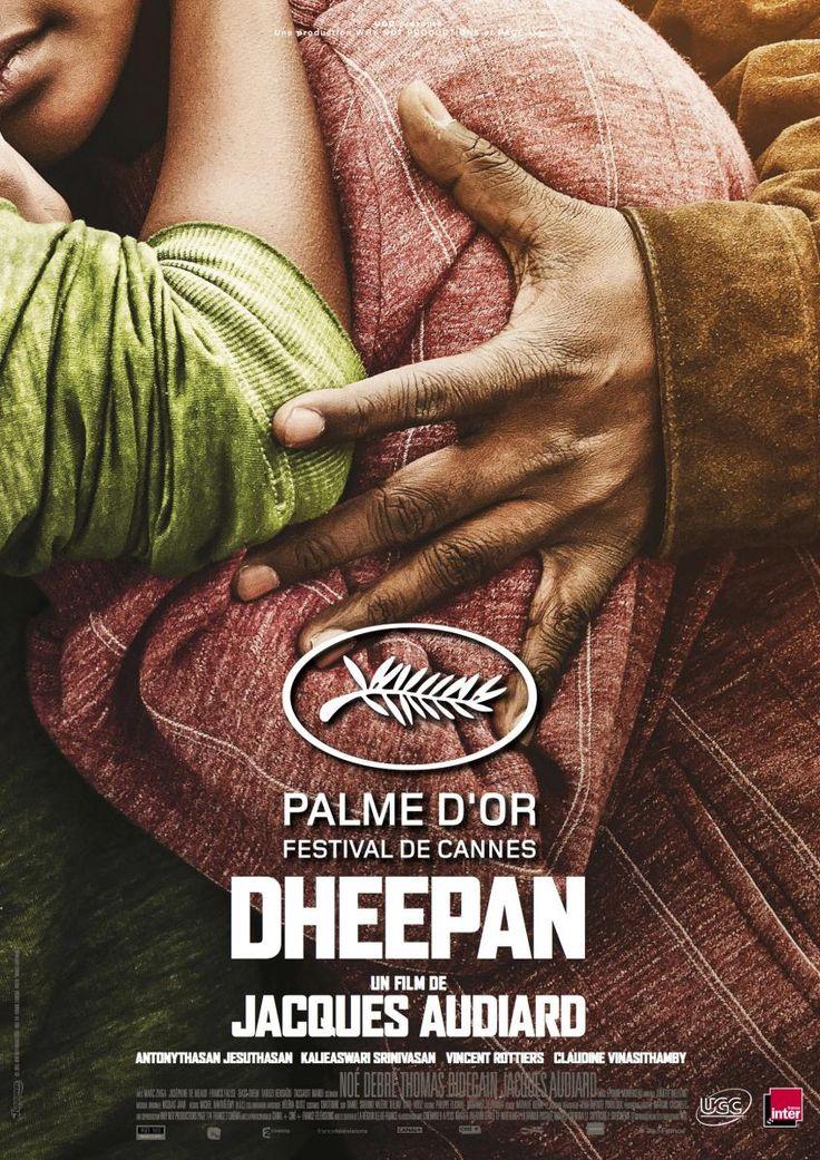 Dheepan (2015) Francia. Dir.: Jacques Audiard. Drama. Cine social. Migración - DVD CINE 2422