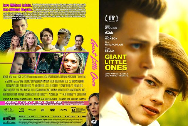 Giant Little Ones Dvd Cover In 2020 Dvd Covers So Called Friends Movie Blog
