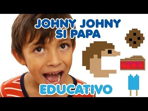 Johny Johny Yes Papa Nursery Rhyme - Cartoon Animation Rhymes & Songs for Children - YouTube