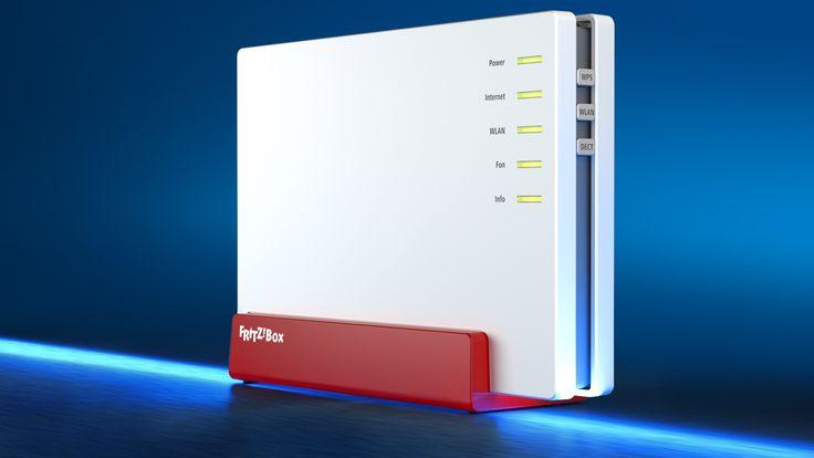 Neue Fritz!Box 7580 mit Top-WLAN: Fritz!Box 7580 mit 2,533 GBit/s im WLAN Netz -Telefontarifrechner.de News