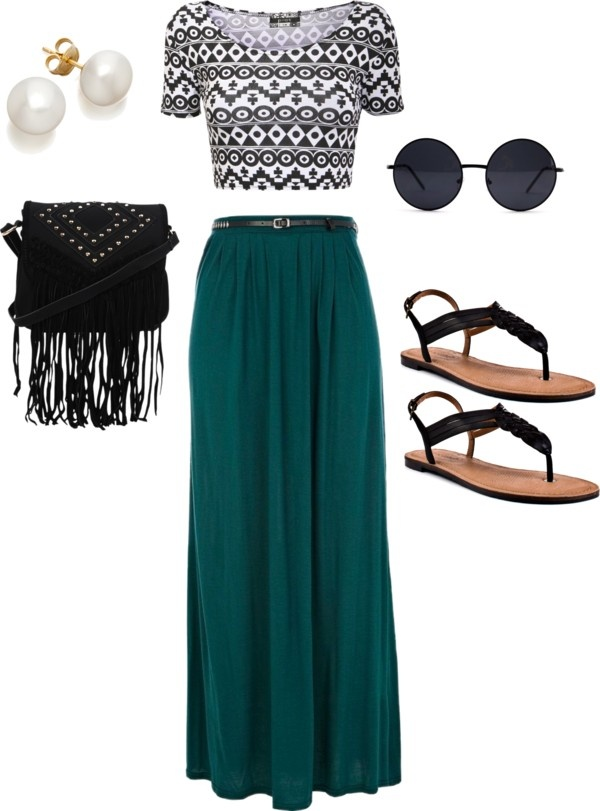 """hippie!"" by romina-sanchez on Polyvore"