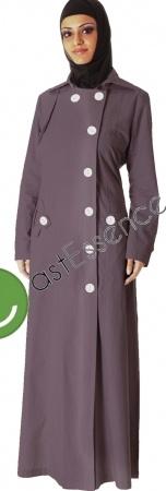Cotton jilbab