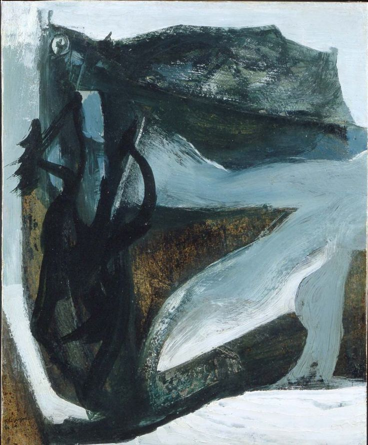 Peter Lanyon - North Coast,1948