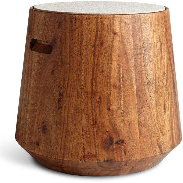 Turn Wooden Stool - Modern Wood Stools
