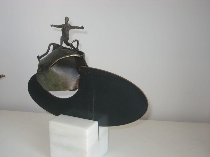 Human Balance by Ioli Livada