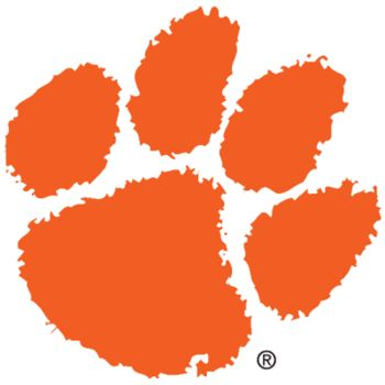 college football logos | in 1976 clemson went with this logo and has left it untouched while ...