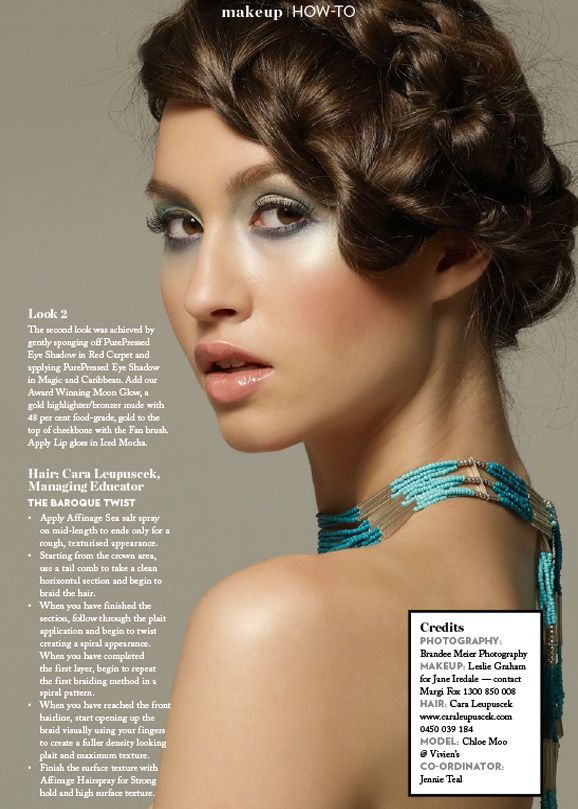 Photography: Brandee Meier Jane Iredale make up
