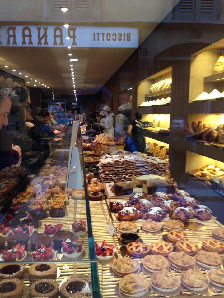 Princi, Bäckerei
