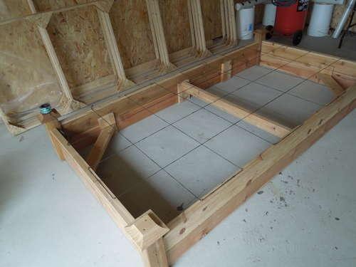 "Cedar Raised Planter Beds Built for \""Square Foot Gardening\"""