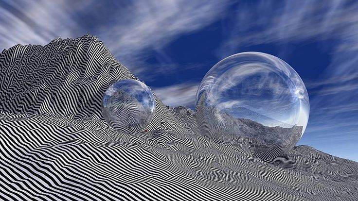 NEO-geometrikus absztrakt - 8 by BAGI LASZLO  jr.