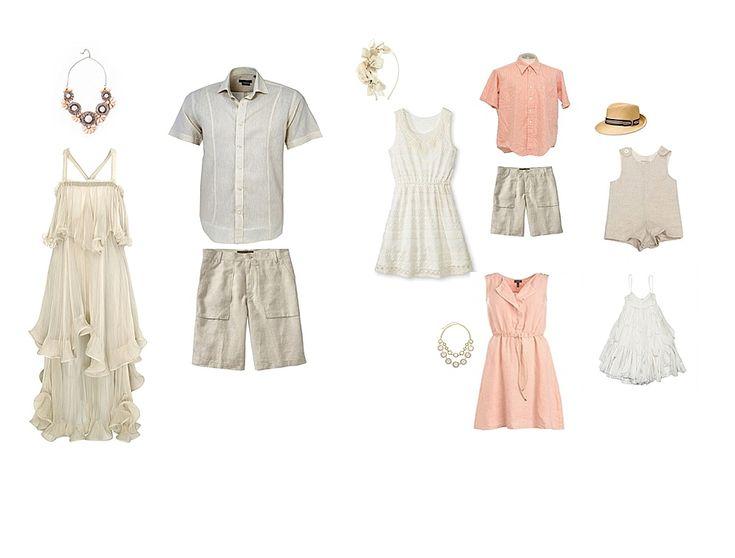 what to wear beach