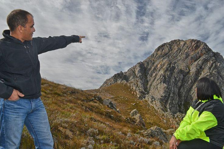 Beautiful Mountains in Montagu, Western Cape :)