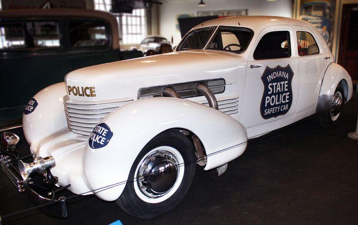 ❦ 1937 Cord Police Car by ~MissModelT on deviantART