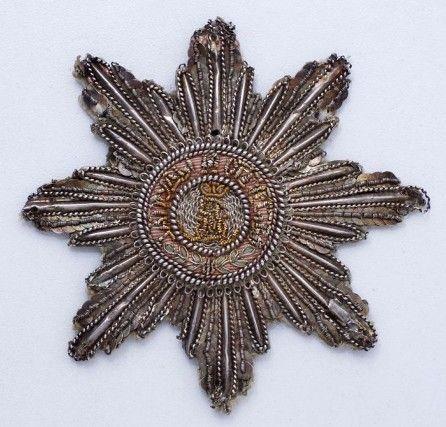 plaque de Saint Alexandre Nevski