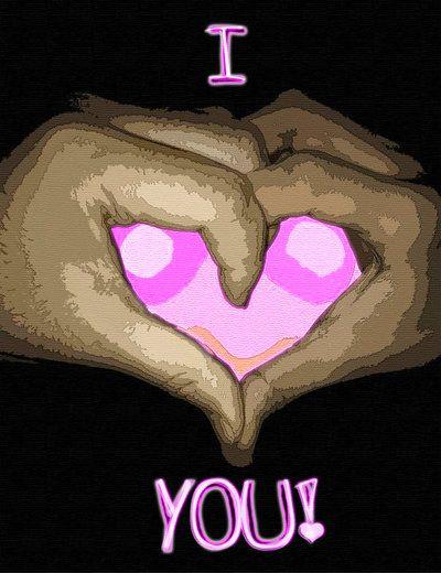 iheartu Valentine by iHeartManipulations.deviantart.com on @DeviantArt