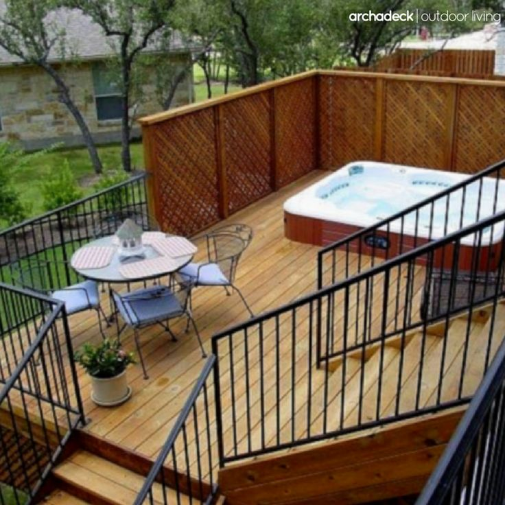 102 Best Deck And Backyard Privacy Ideas Images On
