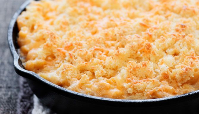 Mac & Cheese - I am going to have to try this summer!!!