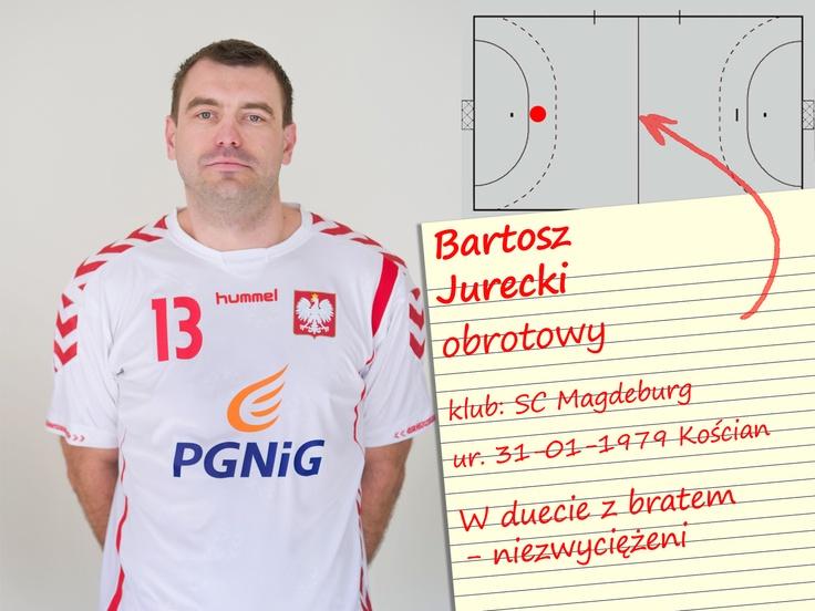 BARTOSZ JURECKI –POSITION: L