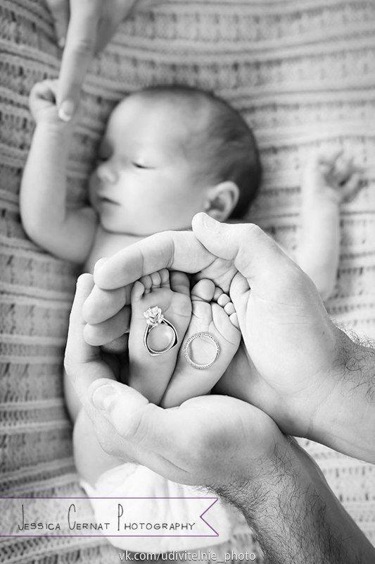 Идеи для съемки новорожденных и детей до года   98 фотографий
