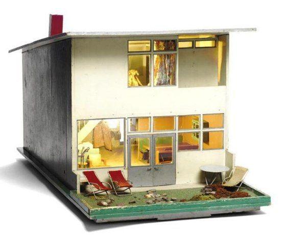 dollhouse by gerrit rietveld