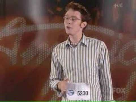 This is how it all started for Clay......Always and Forever - Clay Aiken 2003 AI2 Audition