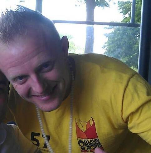 Brian Berggren Bruce, Chefinstruktør og stifter af Klubben at Helsingør Weng Chun & Behring Jiu Jitsu Academy, Helsingør, Denmark