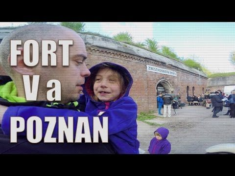 Fort Va Poznań - YouTube