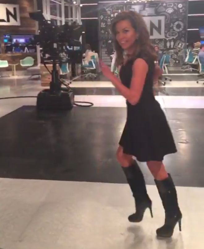 202 Best Images About Newswomen In Boots On Pinterest