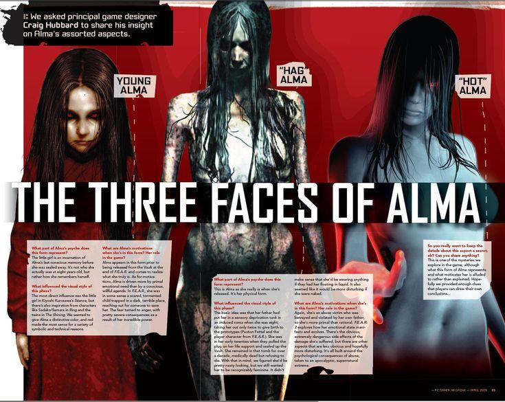 Alma wade cosplay nude similar