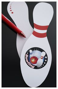Kegleindbydelse - Bowlingfest - Aktiviteter og lege - Dansukker http://www.dansukker.dk/dk/inspiration/bornefodselsdag/bowlingfest/aktiviteter-og-lege.aspx #kegle #indbydelse #inspiration #fest #børnefest